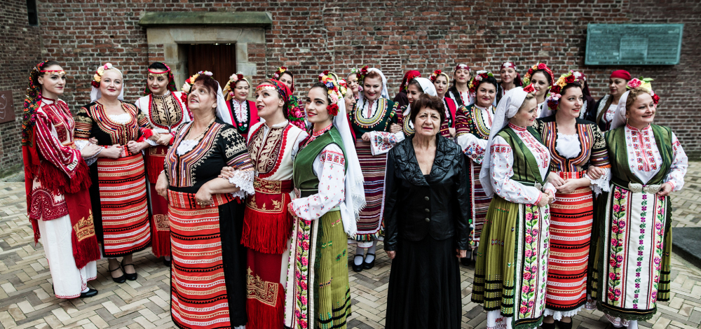 The Mystery of the Bulgarian Voices feat Lisa Gerrard